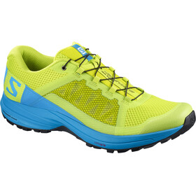 Salomon XA Elevate Running Shoes Men green/blue